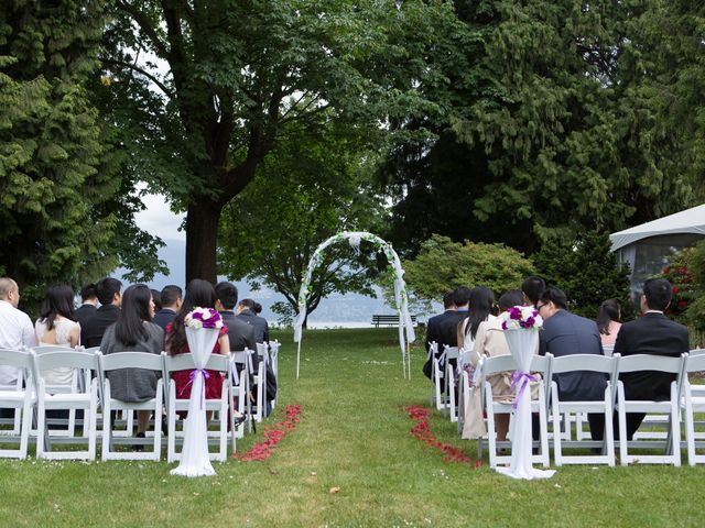 Farley and Cindy's wedding in Vancouver, British Columbia 30