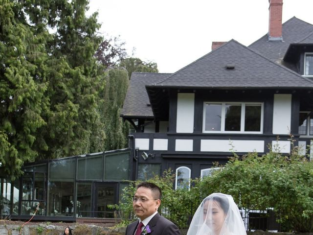 Farley and Cindy's wedding in Vancouver, British Columbia 35