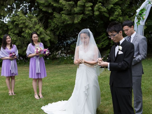 Farley and Cindy's wedding in Vancouver, British Columbia 48