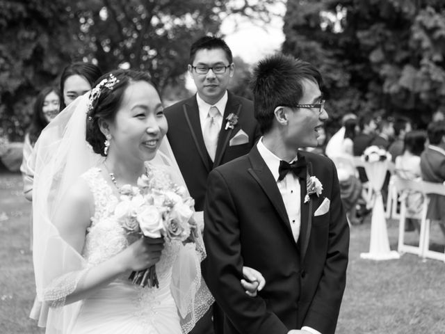 Farley and Cindy's wedding in Vancouver, British Columbia 51