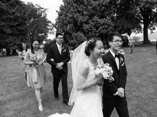 Farley and Cindy's wedding in Vancouver, British Columbia 52