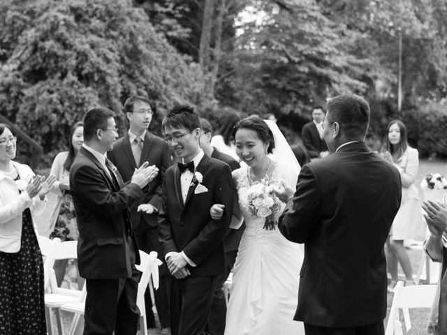 Farley and Cindy's wedding in Vancouver, British Columbia 53