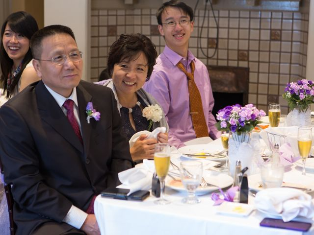 Farley and Cindy's wedding in Vancouver, British Columbia 75