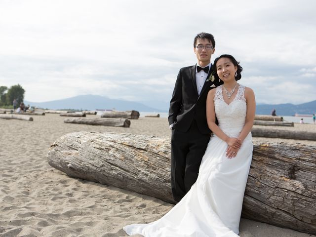 Farley and Cindy's wedding in Vancouver, British Columbia 125