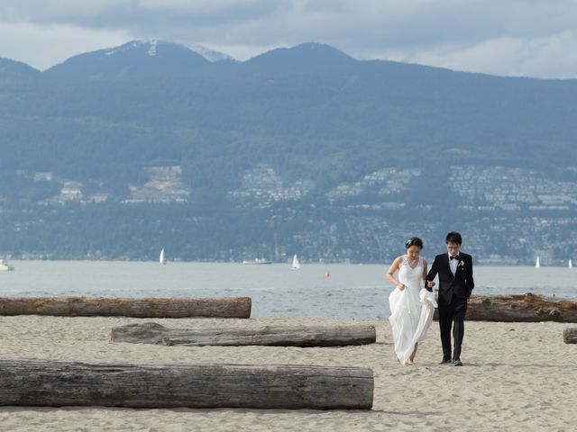 Farley and Cindy's wedding in Vancouver, British Columbia 143