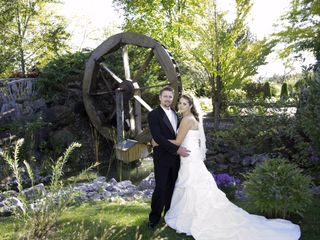The wedding of Vanesse and Jeff 1