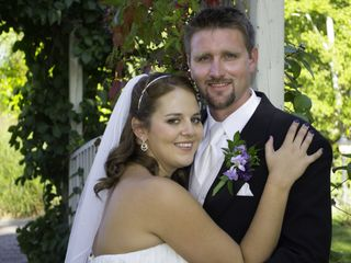 The wedding of Vanesse and Jeff 3