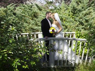 The wedding of Vanesse and Jeff