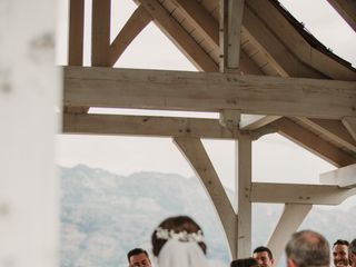 The wedding of Kayla and Dylan 2