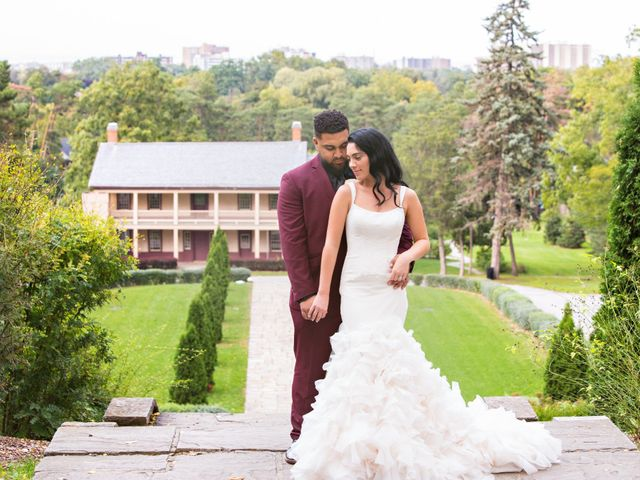 The wedding of Kourtney and Kolton