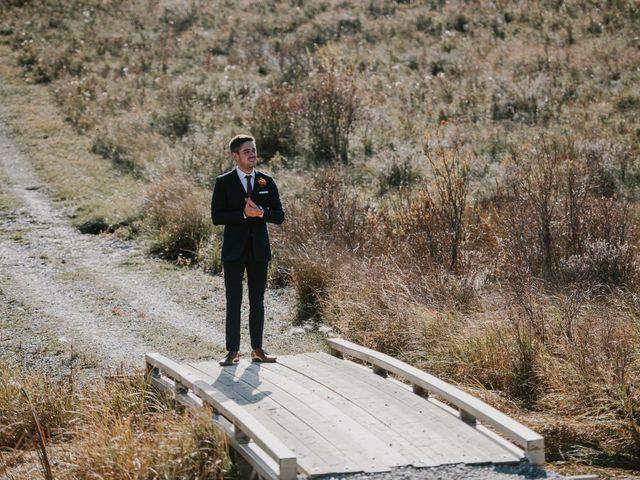 Brett and Courtney's wedding in Calgary, Alberta 20