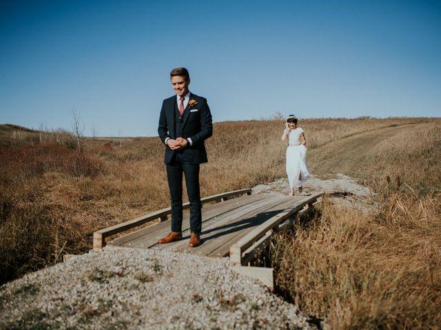 Brett and Courtney's wedding in Calgary, Alberta 21