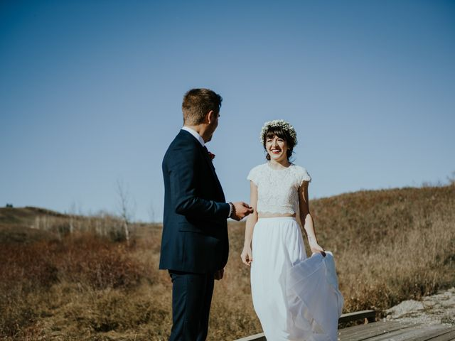 Brett and Courtney's wedding in Calgary, Alberta 24