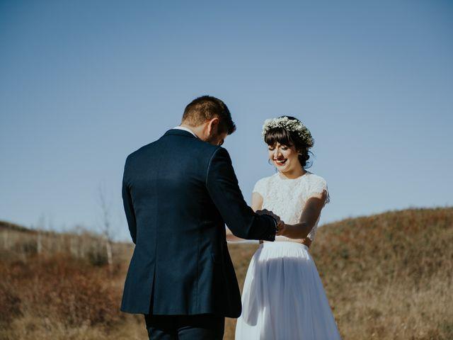Brett and Courtney's wedding in Calgary, Alberta 26