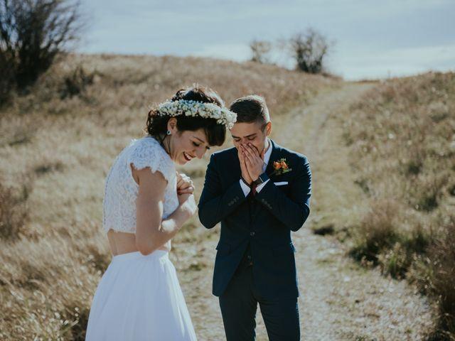 Brett and Courtney's wedding in Calgary, Alberta 31