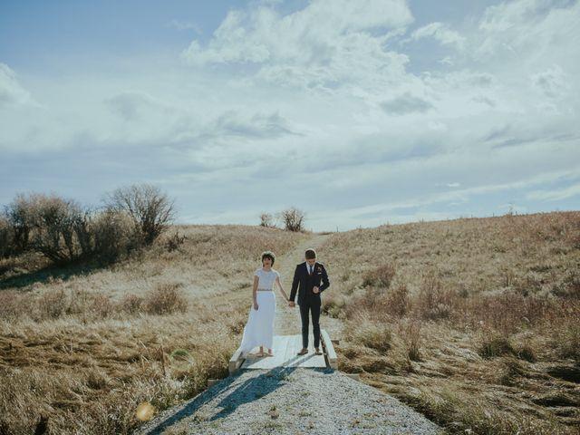Brett and Courtney's wedding in Calgary, Alberta 33