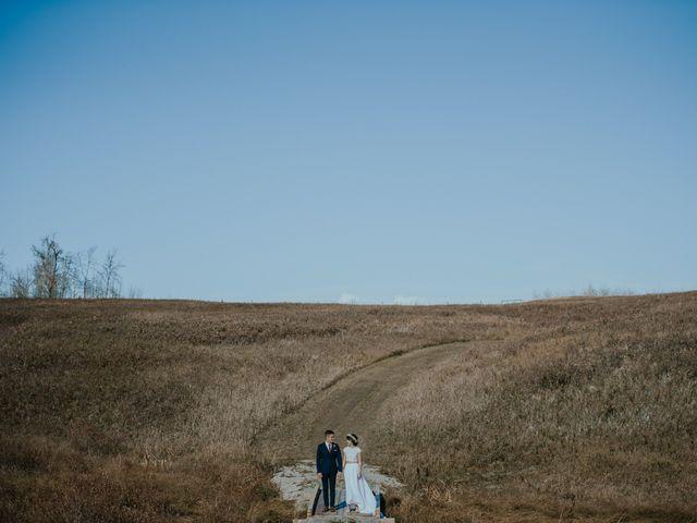 Brett and Courtney's wedding in Calgary, Alberta 34