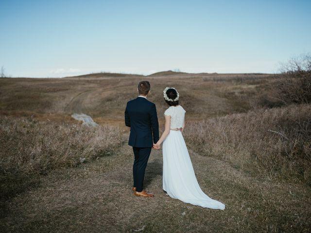Brett and Courtney's wedding in Calgary, Alberta 37
