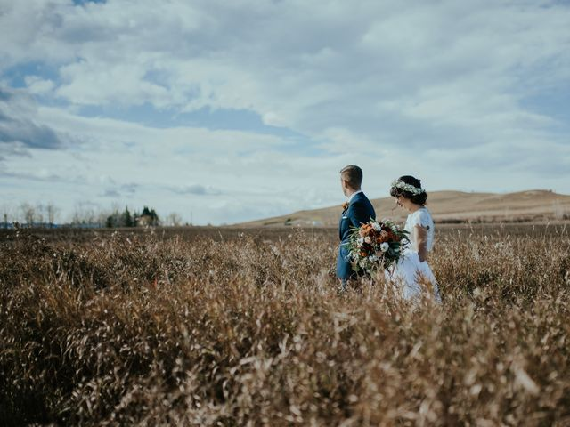 Brett and Courtney's wedding in Calgary, Alberta 38
