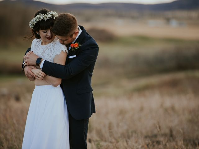 Brett and Courtney's wedding in Calgary, Alberta 54