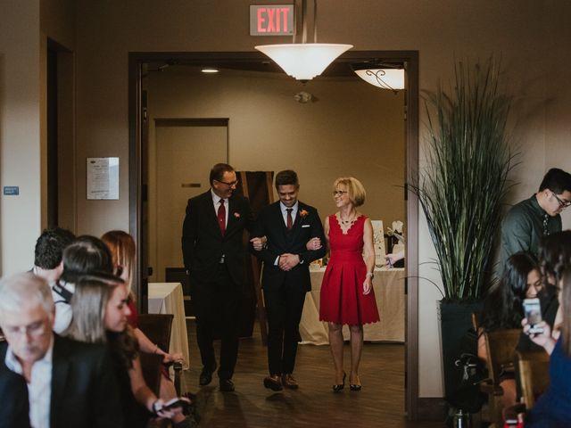 Brett and Courtney's wedding in Calgary, Alberta 65