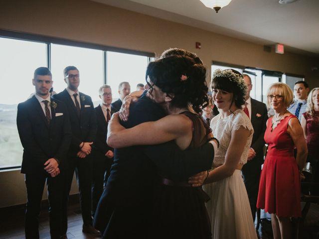 Brett and Courtney's wedding in Calgary, Alberta 66