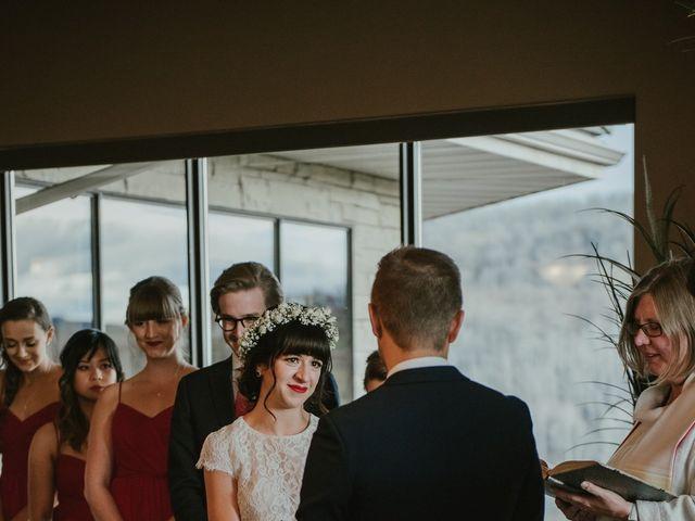 Brett and Courtney's wedding in Calgary, Alberta 68