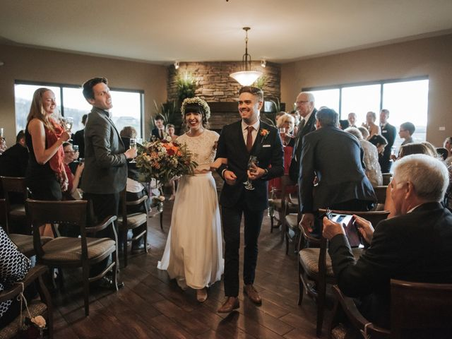 Brett and Courtney's wedding in Calgary, Alberta 71