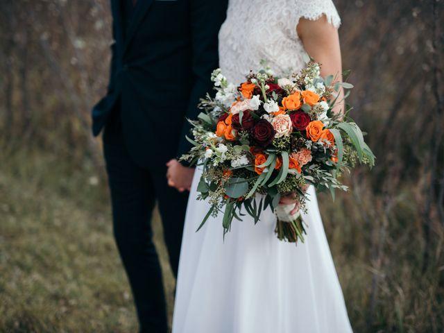 Brett and Courtney's wedding in Calgary, Alberta 74