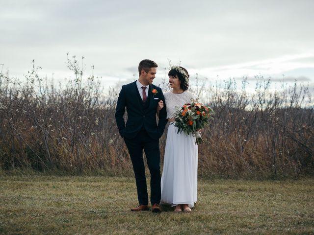 Brett and Courtney's wedding in Calgary, Alberta 75