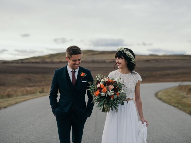 Brett and Courtney's wedding in Calgary, Alberta 77