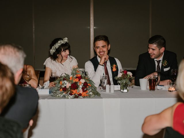 Brett and Courtney's wedding in Calgary, Alberta 83
