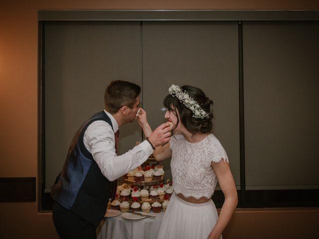 Brett and Courtney's wedding in Calgary, Alberta 84