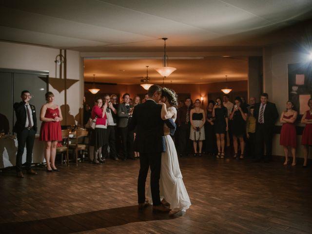 Brett and Courtney's wedding in Calgary, Alberta 88