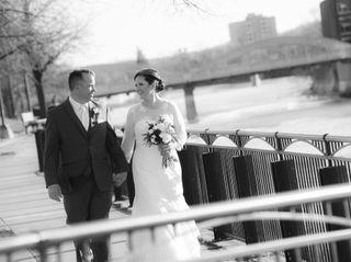 The wedding of Tammy and Joe 1