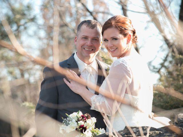 The wedding of Tammy and Joe