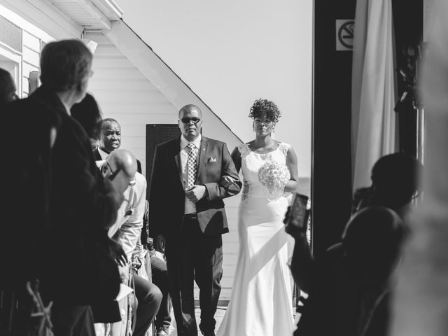 Tricia and Basil's wedding in Pickering, Ontario 15