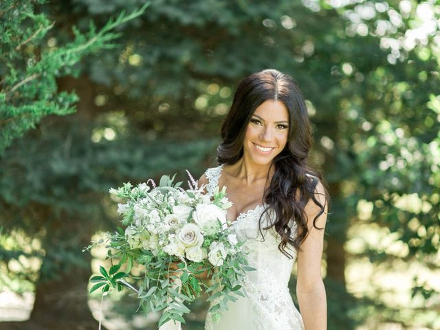 Barry and Chantelle's wedding in Caledon, Ontario 2