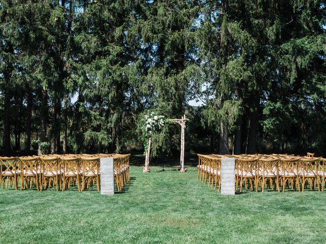Barry and Chantelle's wedding in Caledon, Ontario 16