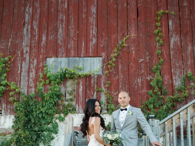 Barry and Chantelle's wedding in Caledon, Ontario 19