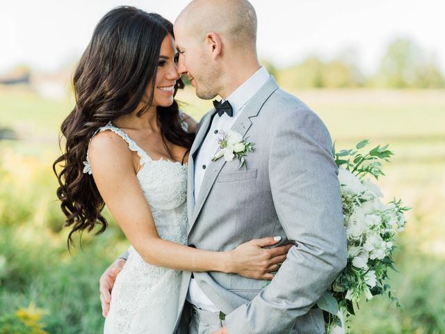 Barry and Chantelle's wedding in Caledon, Ontario 21