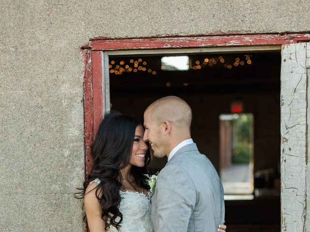 Barry and Chantelle's wedding in Caledon, Ontario 23