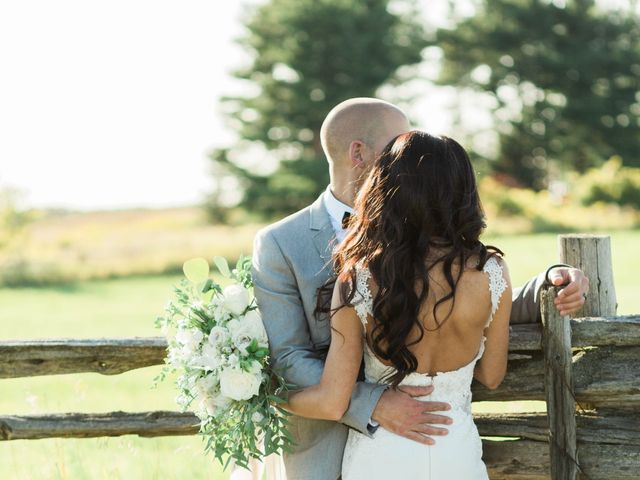 Barry and Chantelle's wedding in Caledon, Ontario 26