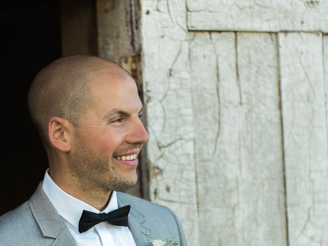 Barry and Chantelle's wedding in Caledon, Ontario 30