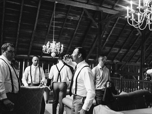 Derek and Cydnie's wedding in Cavan, Ontario 36