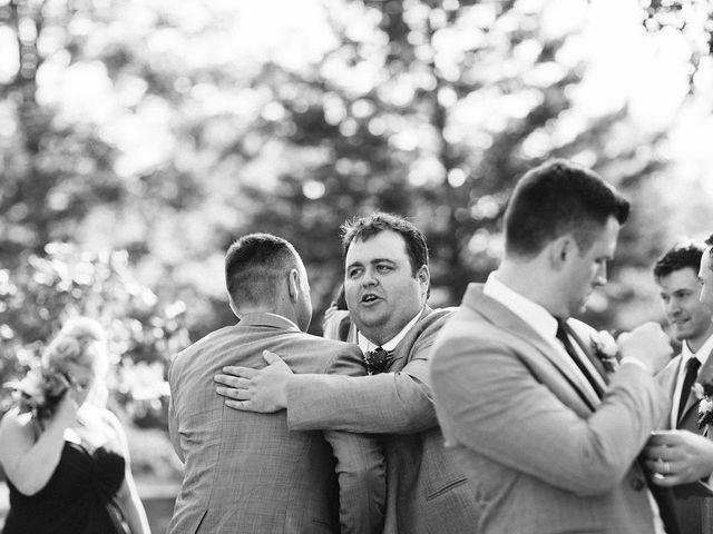 Derek and Cydnie's wedding in Cavan, Ontario 39