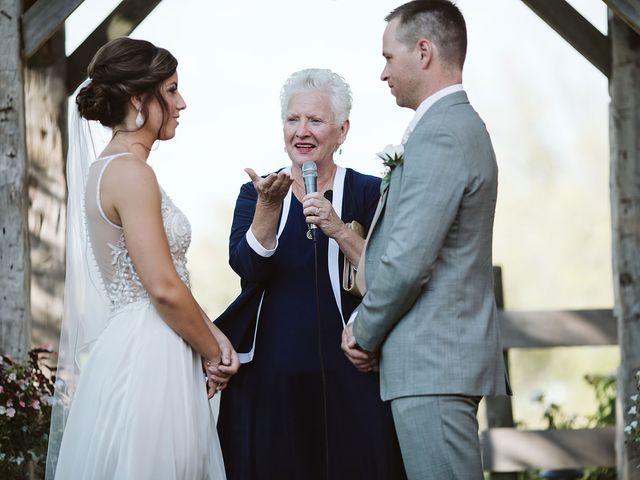 Derek and Cydnie's wedding in Cavan, Ontario 48