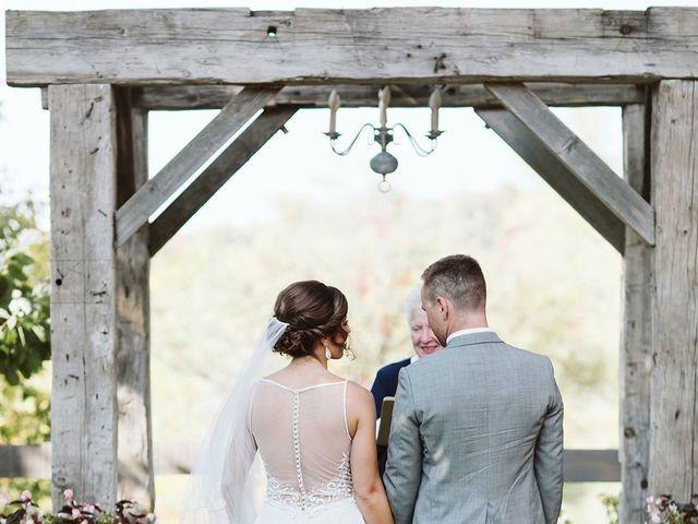 Derek and Cydnie's wedding in Cavan, Ontario 47