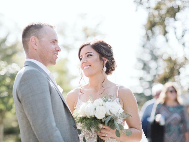 Derek and Cydnie's wedding in Cavan, Ontario 59