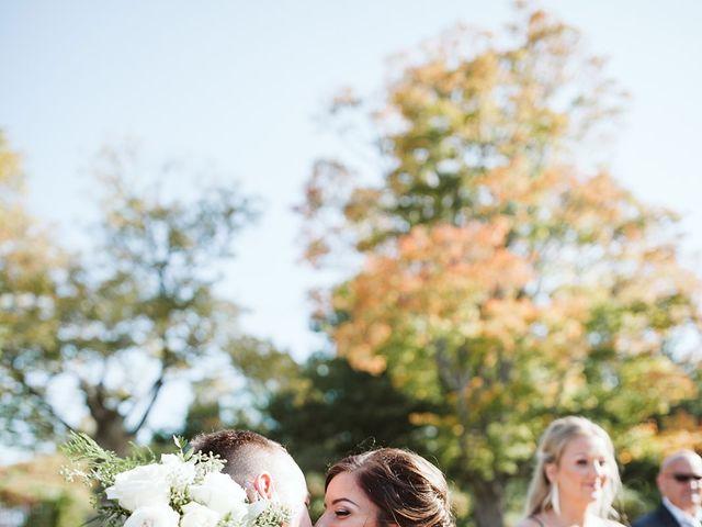 Derek and Cydnie's wedding in Cavan, Ontario 44